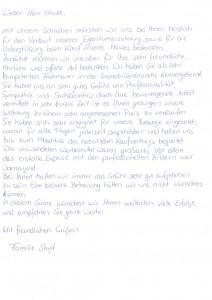 Referenz Daniel Hacke